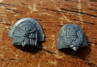 Space Marine Bits Vanguard Veterans Shoulder Pads
