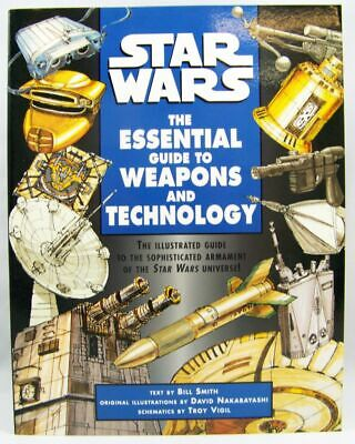 Star Wars The Essential Guide to Weapons and Technologie - Ballantine 1997