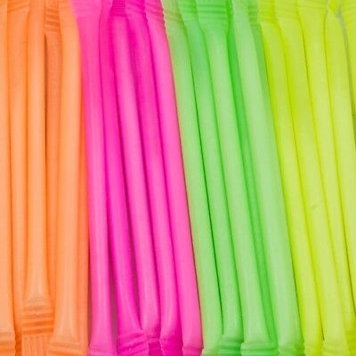Swizzels Rainbow Dust Straws 50 100 150 200 Party Bags / Favours Kids Sweets