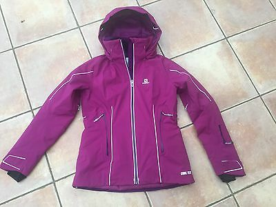 SALOMON SUPERNOVA JACKET Damen Skijacke Funktionsjacke