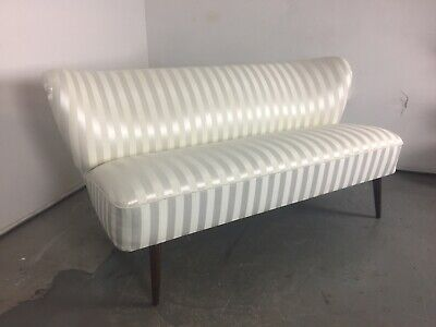 UK DELIVERY, Stunning Mid-century Cocktail Sofa , Chair Daybed Arm Table 50s 60s