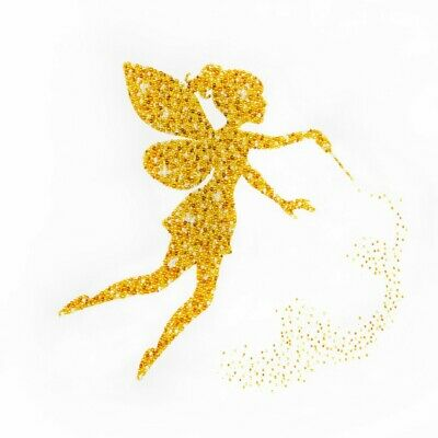 MINC55011 - Miniart Crafts - Golden Fairy Bead Embroidery Kit