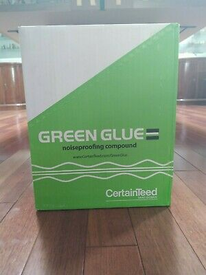 Green Glue 10730 Noiseproofing Compound Glue - 12 Pieces