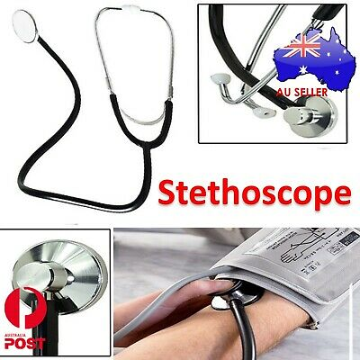 Professional Stethoscope Dual Head Doctor Nurse Vet Medical Student HealthWork