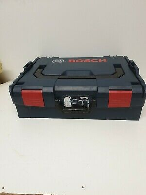 BOSCH L-Boxx Sortimo Stackable Tool Case for impact + Drill battery charger