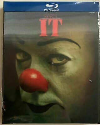 IT - Blu-ray RARE Lenticular Slipcover Sleeve Version