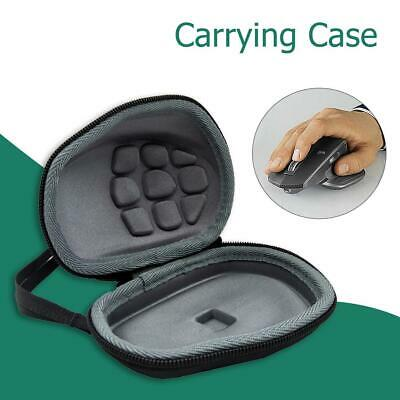 Hard Travel Carrying Case or Logitech MX Master /Master 2S Wireless Mouse Tools