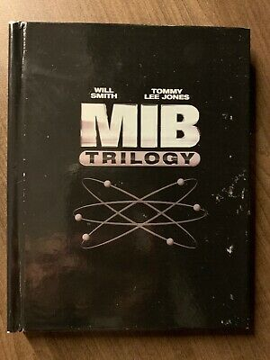 MIB Men In Black Trilogy 1 2 3 Blu-Ray Canada Bilingual NO DC LOOK At Pics