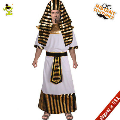 Ancient Egypt Egyptian Pharaoh costume Halloween costumes For Adult Mens
