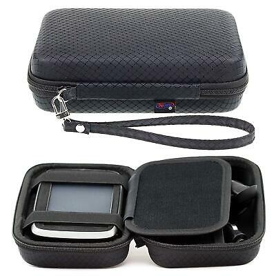 Digicharge Black Hard Carry Case For Tomtom Rider 500 550 50 42 420 450 400 410