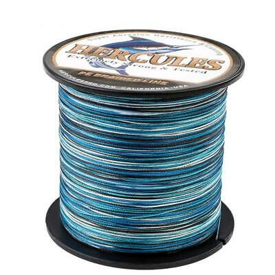 Fishing Wire Braided 8 Strands 100m 2000m Ocean Beach Catchting Line Accessories