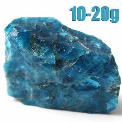 1Pc Natural Apatite Amazonite Crystal Rough Stone Mineral Specimen Gemstone Gift