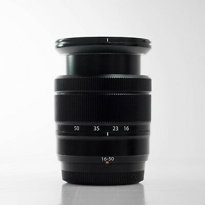 FUJINON XC16-50mm F3.5-5.6 OIS II (NEAR MINT CONDITION)