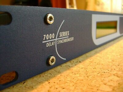 Bel 7130 Audio delay synchroniser for lip-sync correction (NEW)