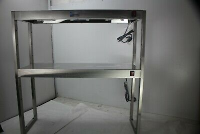 Quantum CE ® Heated Gantry Two Tier Heated Pass 910mm Wide KSL-HG3F