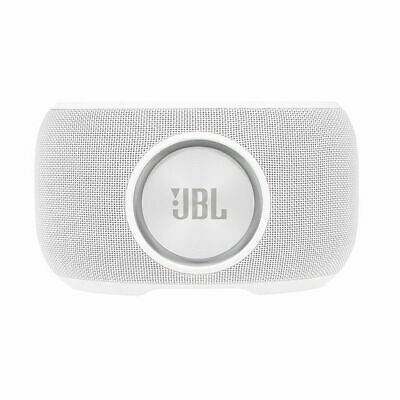 JBL Link 300 Voice Activated Portable Speaker (White)