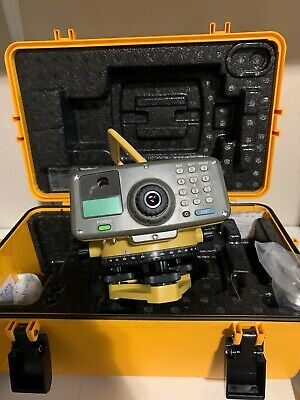 Topcon DL-101C Electronic Digital Level TESTED !