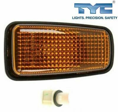 1 Clignotant Repetiteur Lateral Orange Amber Citroen Fiat Lancia Peugeot Support