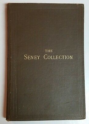Rare 1885 Auction Catalog Seney Collection Modern Paintings 19th Century Art