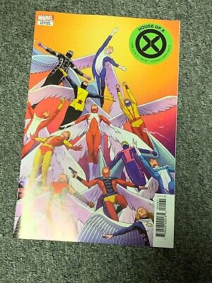 HOUSE OF X  #4 CHARACTER DECADES CABAL VARIANT COVER VF/NM Marvel 2019
