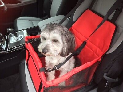 Car Pet Transport And Travel Seat - Various Colours