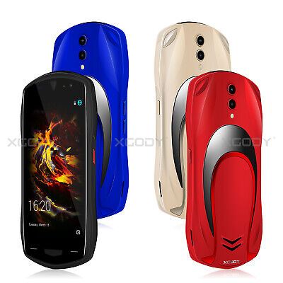 2019 New 5 inch Unlocked Android 8.1 Mobile Smart Phone Dual SIM Quad Core XGODY