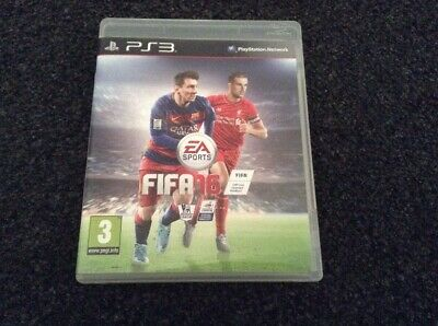 FIFA 16 (Sony PlayStation 3, 2015) BRAND NEW GAME
