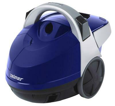 Zelmer 829.0 ST Vacuum Cleaner - Vacuum Cleaners (Cylinder, Home, Blue, HEPA,