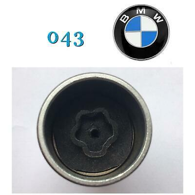Bmw Locking Wheel Bolt/Nut Key/Master Key 043