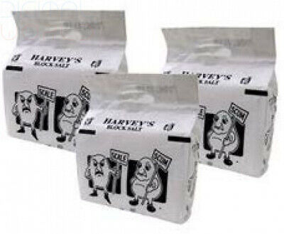Harvey's Block Salt - 3 Pack