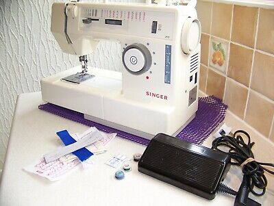 Superb  Singer 2112 Freearm Patterns Heavy Duty Sewing Machine,Expertly Serviced