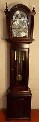 Grandfather Clock(1)Exc Cond/Hermle Triple Chimes/NATIONWIDE PERSONAL DELIVERIES