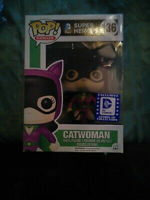 Catwoman Funko Pop! Legion of Collectors Exclusive