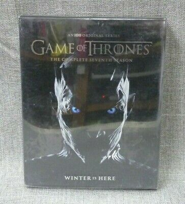 Game of Thrones The Complete Seventh Season Blu-Ray (H)
