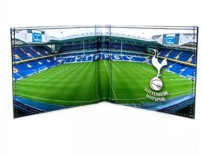 Tottenham Hotspur Panoramic Stadium wallet Official Licensed gift boxed new