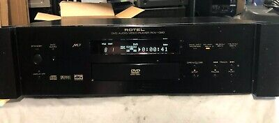 Rotel RDV-1080 Audio & Video DVD Player TESTED & WORKING Order