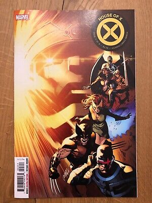 House of x 3 Cover A  Marvel Brand New Unread Hickman