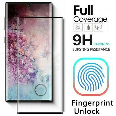 Full Cover HD Screen Protector curved surface For Samsung Galaxy Note 10 /S10 5G