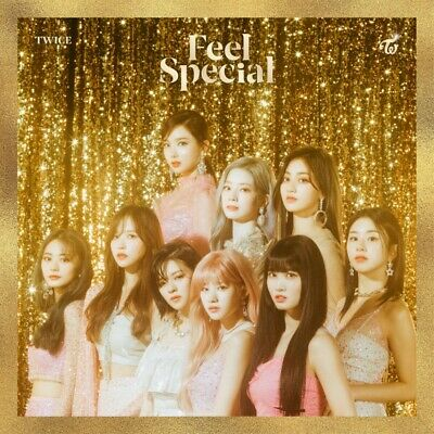 Twice-[Feel Special]8th Mini Album CD+PhotoBook+Lyric+Card+Pre-Order+Gift K-POP