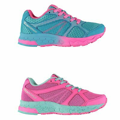 Karrimor Tempo 5 Girls Road Running Shoe Trainers Footwear