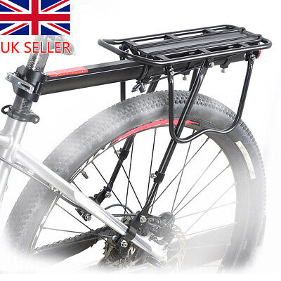 Cycling MTB Aluminum Alloy Bicycle Carrier Rear Luggage Rack Shelf N4T5