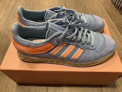 adidas ORIGINALS HANDBALL TOP OYSTER TRAINERS SNEAKERS MEN'S