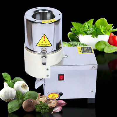 100kg / h Electric vegetable Grinder Maker vegetables Chopper Filler 220W Top