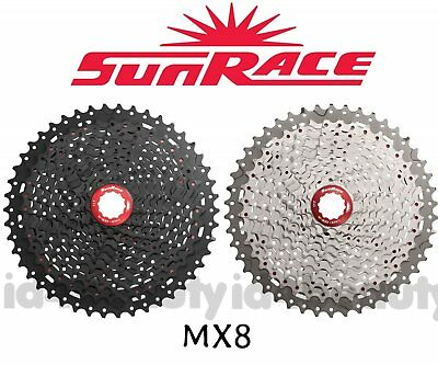 SunRace 11-Speed Cassette 11-42T Black for Sram XX1 X01 X1 GX NX Usable