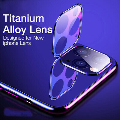 For iPhone 11 Pro Max Camera Lens Tempered Glass Protector Protective Cover Film