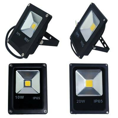 5/1x Foco Proyector LED Exterior Lámpara de Pared Luz 10W 20W IP65 Interior ES
