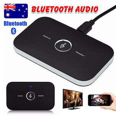 HIFI Wireless Bluetooth Audio Receiver Transmitter 3.5MM RCA AUX Adapter For TV