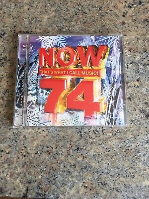 Various Artists, Now That's What I Call Music! 74, CD, Very Good