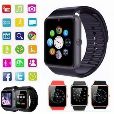 2018 GT08 Bluetooth Smart Watch Phone Wrist watch for Samsung & iOS iPhone  sY