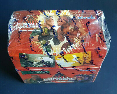 Small Soldiers The Movie Sealed Trading Card Hobby Box Inkworks 36 packs
